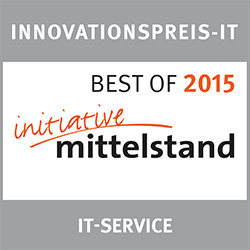 Zertifikat Best Of IT-Service